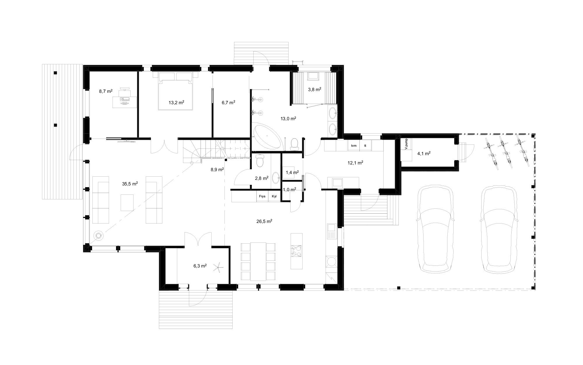 villa-1-planritning-floor-1